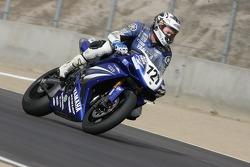 Dimanche, warm-up Superbike