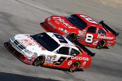 Kasey Kahne et Dale Earnhardt Jr.