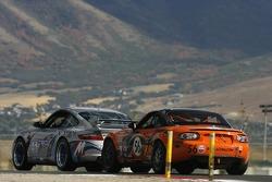 #41 TRG Porsche 997: Andy Lally, Ted Ballou, #56 BSI Racing Mazda MX-5: Todd Buras, Christian Miller