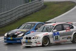 Start: #68 Marco Schelp BMW M3 - E46: Frank Kräling, Marco Schelp, Arnaud Peyrolles, Jean-Baptiste Chrétien