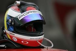 Helmet of Jorg Bergmeister