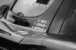 Detail of the Lista Doran Racing Maserati MC-12-C