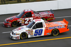 T.J. De Bell double Johnny Benson