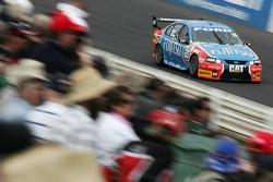 Jason Bright, Adam Macrow (Fujitsu Racing Ford Falcon BF)