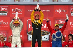 Samedi, Fujitsu V8 Supercars, course 2