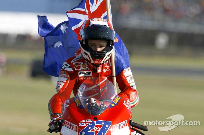 Casey Stoner, GP da Austrália (6x: 2007-2012)