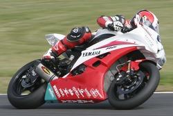 6-Tommy Hill- Yamaha YZF R6-Yamaha World SPP Racing Team