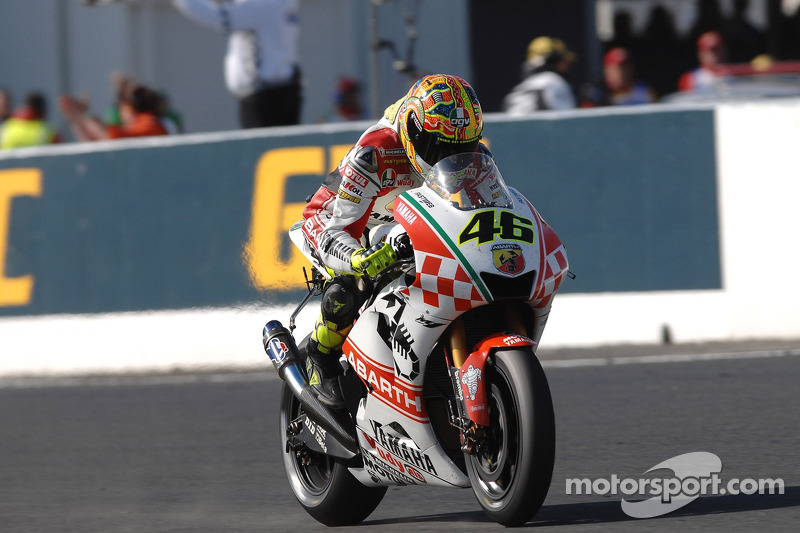 2007 - Yamaha (MotoGP) - Phillip Island