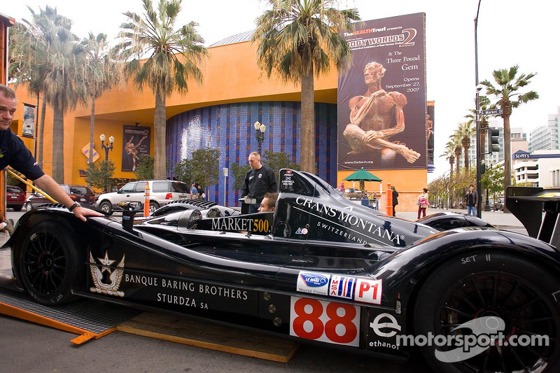 #88 Creation Autosportif Limited Creation CA 07 Judd