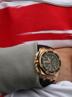 Ralf Schumacher, Toyota Racing, watch
