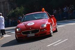 Maserati, organization car