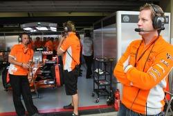 Michiel Mol, Spyker F1 Team