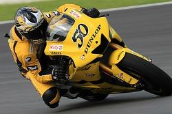 Сильвейн Гуинтоли, Dunlop Yamaha Tech 3