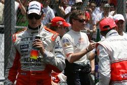 Адріан Сутіль, Spyker Ferrari
