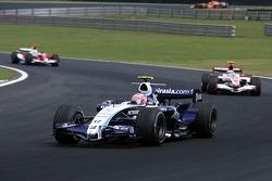 Kazuki Nakajima, Williams F1 Team, Anthony Davidson, Super Aguri F1 Team