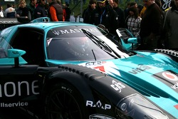 Vitaphone Racing Team Maserati MC 12 GT1: Michael Bartels, Thomas Biagi