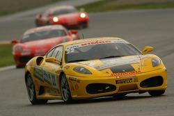Race 1: Niki Cadei