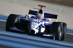 Ben Hanley, (GBR, David Price Racing)