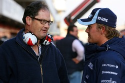 Frank Dernie, Toyota Racing, Nico Rosberg, WilliamsF1 Team