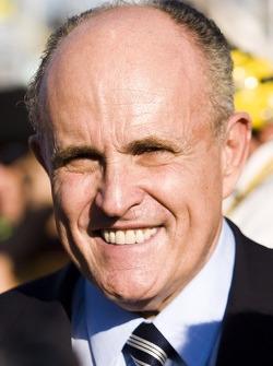 Presidential candidate Rudy Giuliani