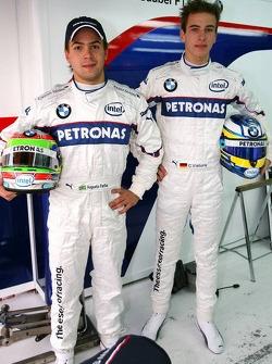 Christian Vietoris and Augusto Farfus