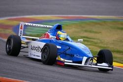 Carlos Huertas, Double R Racing