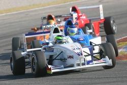 Kevin Mirocha, Josef Kaufmann Racing and Carlos Huertas, Double R Racing