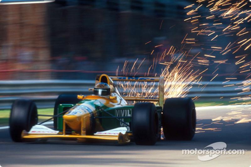 6 – Гран Прі Бельгії 1992: Народження легенди