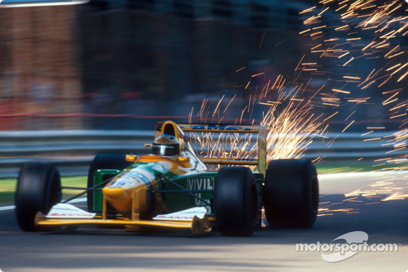 Ф1, Монца 1992: Міхаель Шумахер, Benetton B192