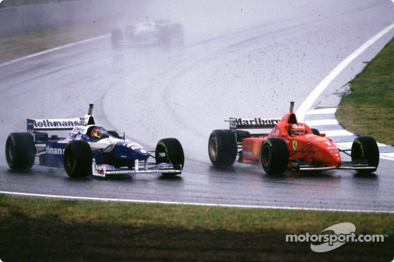GP Spanien 1996