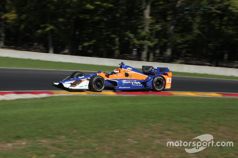 Charlie Kimball, Chip Ganassi Racing Chevrolet