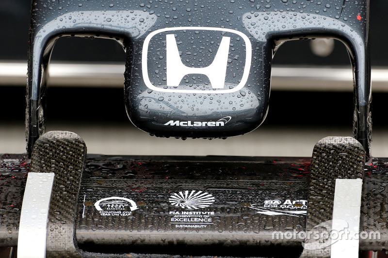 McLaren Honda