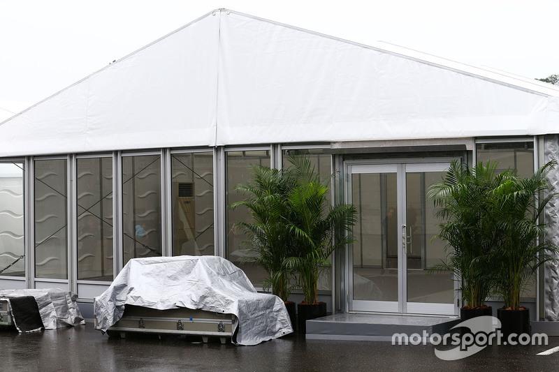 Lotus F1 Team, Hospitality