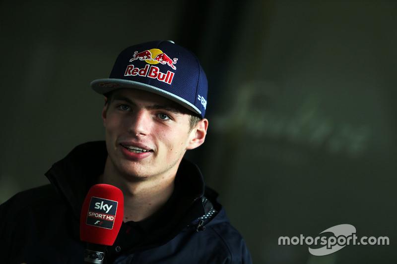 #15: Max Verstappen