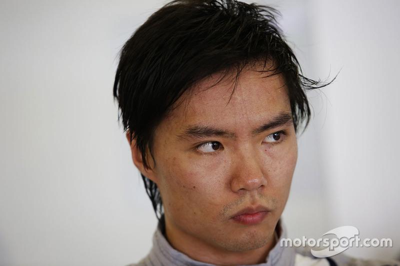 Ма Цин Хуа, Citroën C-Elysee WTCC, Citroën World Touring Car team
