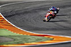 Marc Márquez, Repsol Honda Team y Maverick Viñales, Team Suzuki MotoGP
