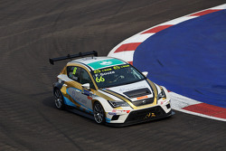 Filipe C. De Souza, SEAT Leon, Roadstar Racing Team