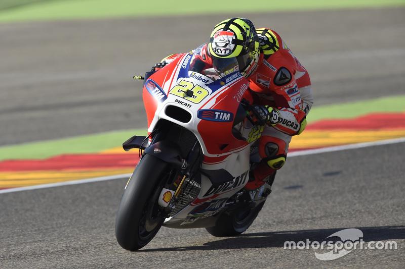 Ducati Desmosedici 2015 - Andrea Iannone