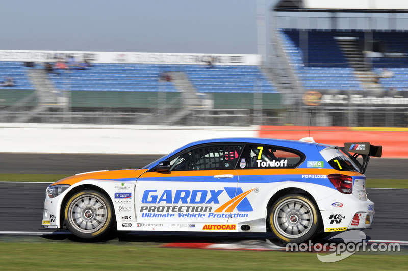 Sam Tordoff,Team JCT600 with GardX, BMW 125i MSport