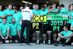 Падди Лоу, Mercedes AMG F1