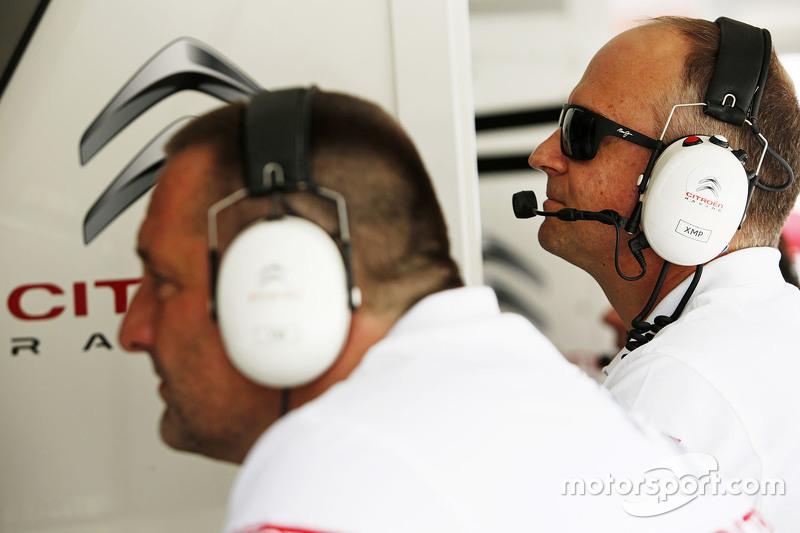 Yves Matton, Xavier Mestelan Pinon, Citroën World Touring Car team