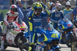 Alexi Espargaro, Team Suzuki Ecstar MotoGP