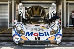 Siegerauto von Le Mans 1998: Porsche 911 GT1
