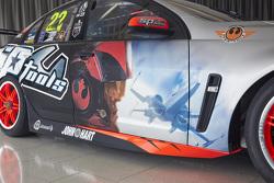 Presentación Lado de Star Wars para el Holden Racing Team