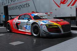 #45 Flying Lizard Motorsports Audi R8 LMS