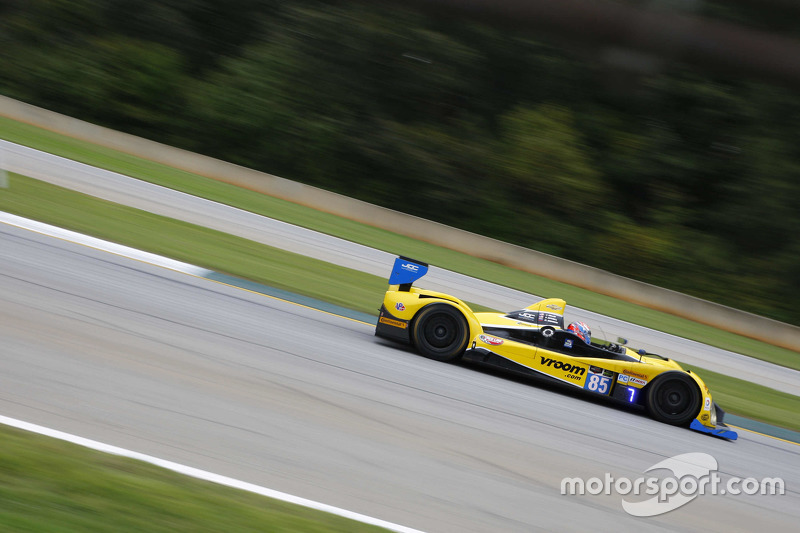 #85 JDC/Miller Motorsports ORECA FLM09: Міхаіл Гойкберг, Chris Miller, Rusty Mitchell