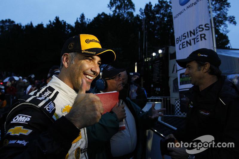 P переможець класу Жоао Барбоза, Action Express Racing