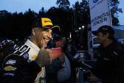P class winner Joao Barbosa, Action Express Racing