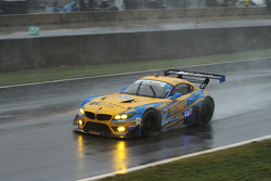 #97 Turner Motorsport BMW Z4: Michael Marsal, Markus Palttala, Andy Priaulx, Billy Johnson