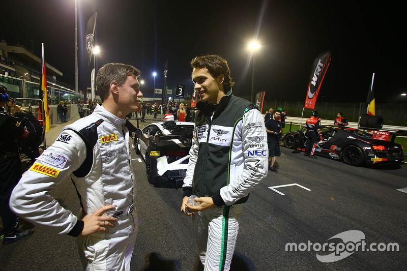 Нікі Катсбург, Reiter Engineering з Макс ван Сплунтерен, Bentley Team HTP